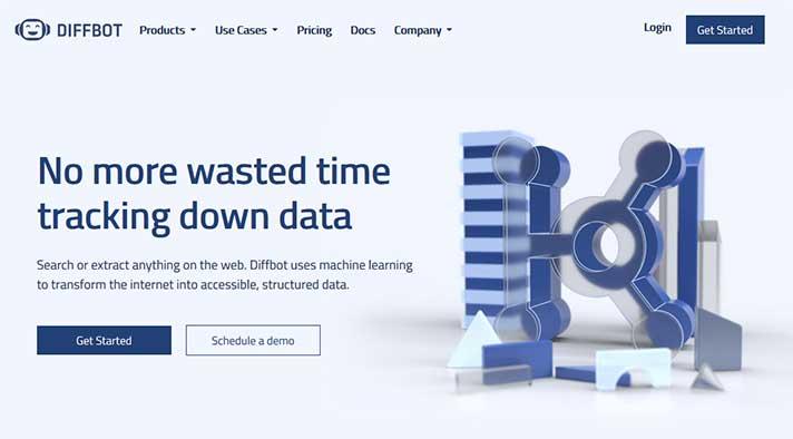 Diffbot, сервис для парсинга сайтов