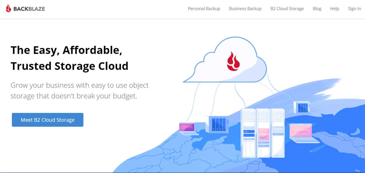 Backblaze Business-Online-Backup-and-Cloud-Storage-Services